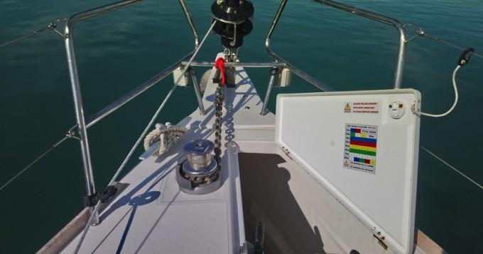 Boat rental Kos cheap Sun Odyssey 479
