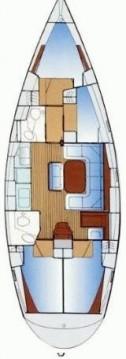 Boat rental Alimos cheap Bavaria 44