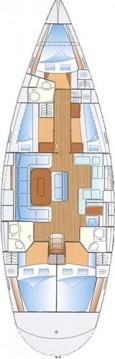Boat rental Bavaria Bavaria 49 in Alimos on Samboat