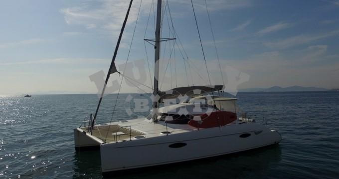 Boat rental Alimos cheap Lavezzi 40