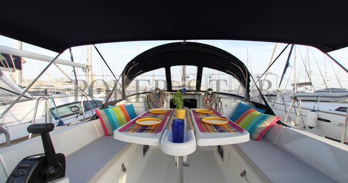 Boat rental Alimos cheap Oceanis 473 Clipper