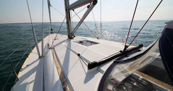 Boat rental Alimos cheap Sun Odyssey 439