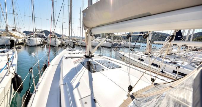 Boat rental Göcek cheap Hanse 458
