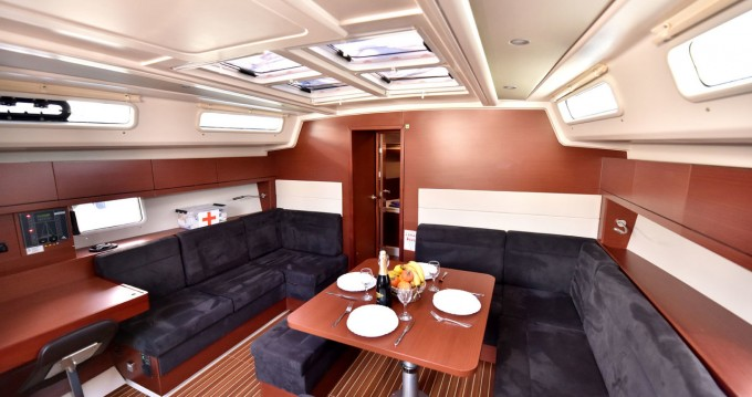 Rental yacht Göcek - Hanse Hanse 458 on SamBoat