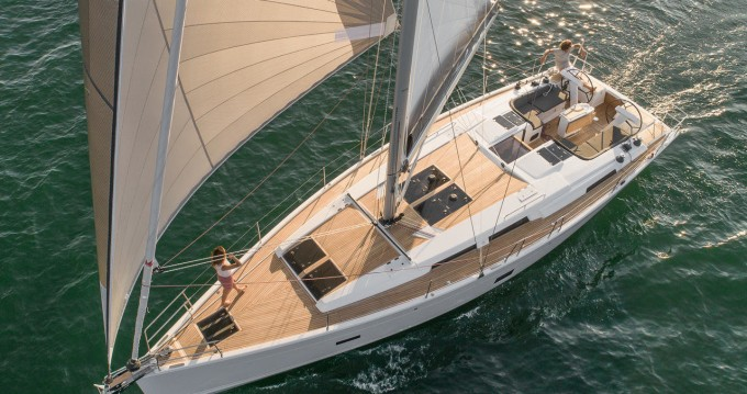 Hire Sailboat with or without skipper Hanse Göcek