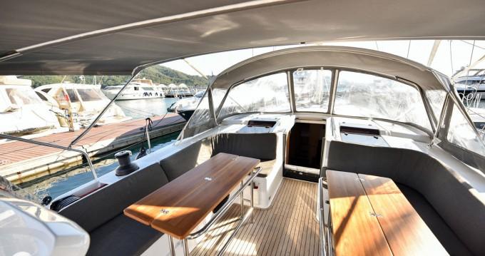 Boat rental Göcek cheap Hanse 508