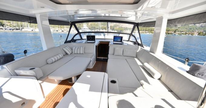 Rental yacht Göcek - Hanse Hanse 675 on SamBoat
