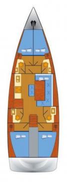 Boat rental Dufour Dufour 460 Grand Large in Kaštela on Samboat