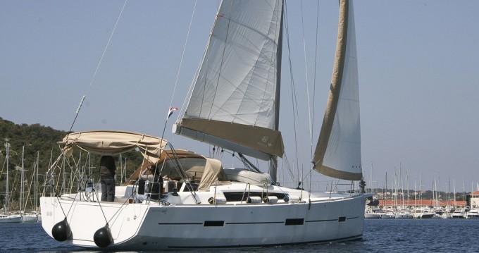 Rental yacht Kaštela - Dufour Dufour 460 Grand Large on SamBoat