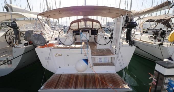 Boat rental Kaštela cheap Dufour 460 Grand Large