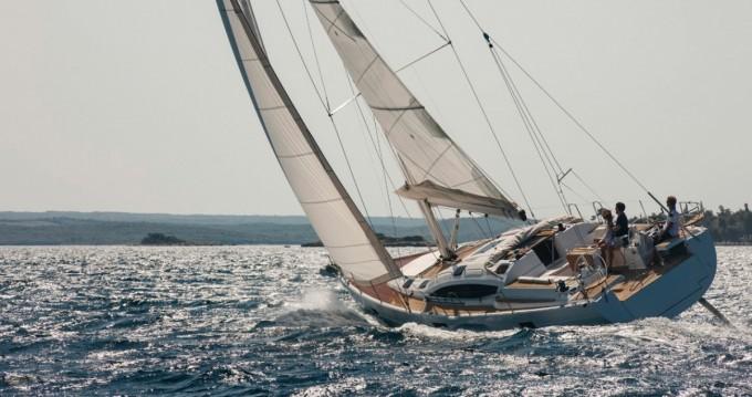 Rental yacht Kaštela - Elan Impression 50 on SamBoat