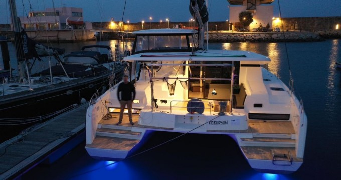 Rental yacht Kaštela - Lagoon Lagoon 42 on SamBoat