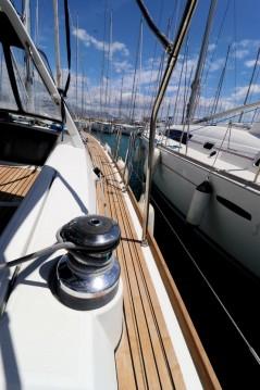 Rental yacht Kaštela - Bénéteau Oceanis 45 on SamBoat