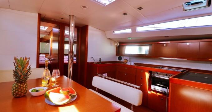 Boat rental Bénéteau Oceanis 48 in Kaštela on Samboat