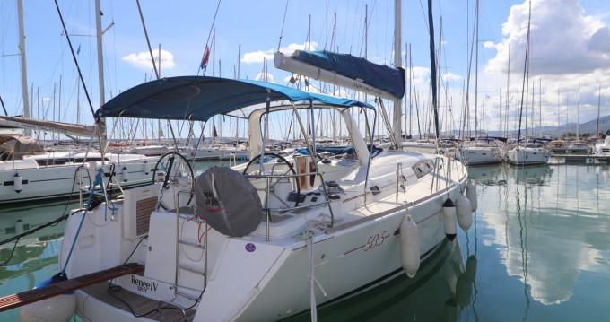 Rental Sailboat in Kaštela - Bénéteau Oceanis 50.5
