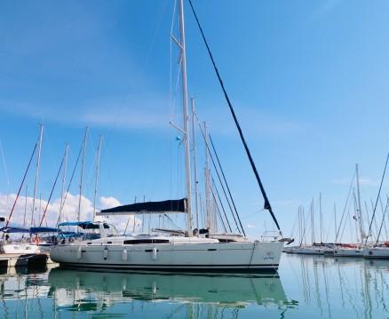 Rental yacht Kaštela - Bénéteau Oceanis 50.5 on SamBoat