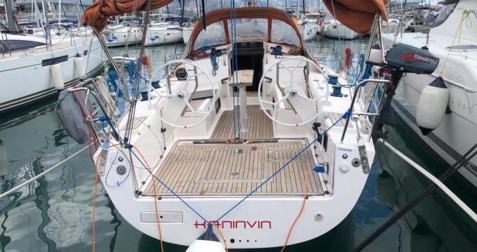 Rental yacht Kaštela - Salona Salona 38 on SamBoat