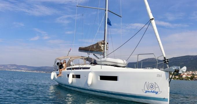 Rental yacht Kaštela - Jeanneau Sun Odyssey 440 on SamBoat