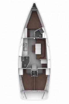 Rent a Bavaria Cruiser 41S Pirovac