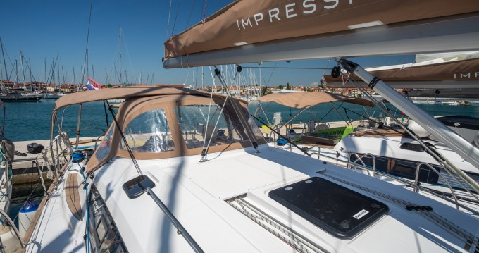 Boat rental Pirovac cheap Impression 45