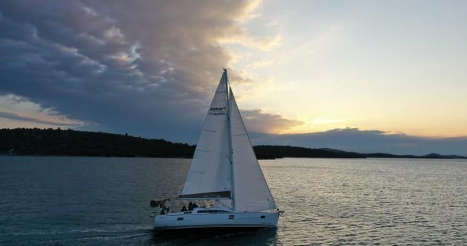 Rental yacht Pirovac - Elan Impression 45.1 on SamBoat
