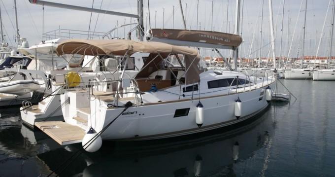 Boat rental Pirovac cheap Impression 45.1