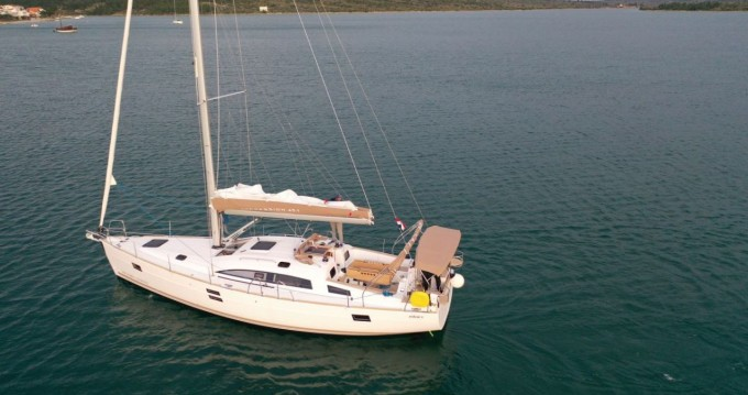 Rental Sailboat in Pirovac - Elan Impression 45.1