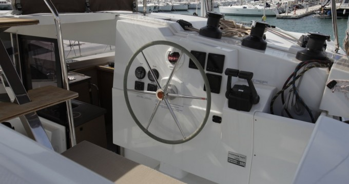 Boat rental Fountaine Pajot Lucia 40 in Pirovac on Samboat
