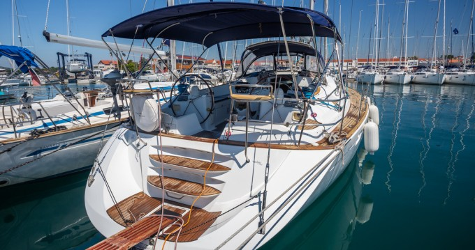 Boat rental Pirovac cheap Sun Odyssey 54 DS