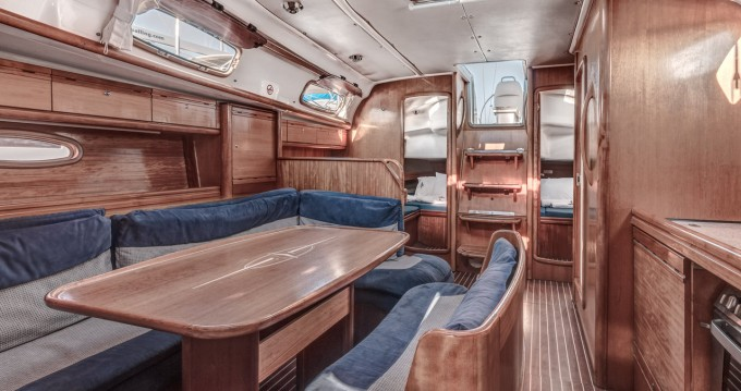 Rental yacht Gouvia - Bavaria Bavaria 39 Cruiser on SamBoat