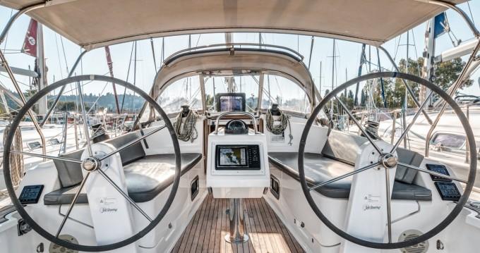 Rental yacht Gouvia - Bavaria Cruiser 37 on SamBoat