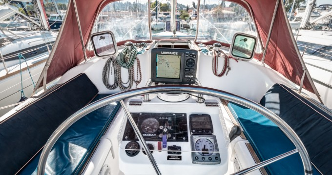 Hire Sailboat with or without skipper Bénéteau Gouvia