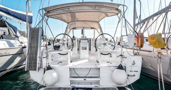 Rental yacht Ionian Islands - Bénéteau Oceanis 38.1 on SamBoat