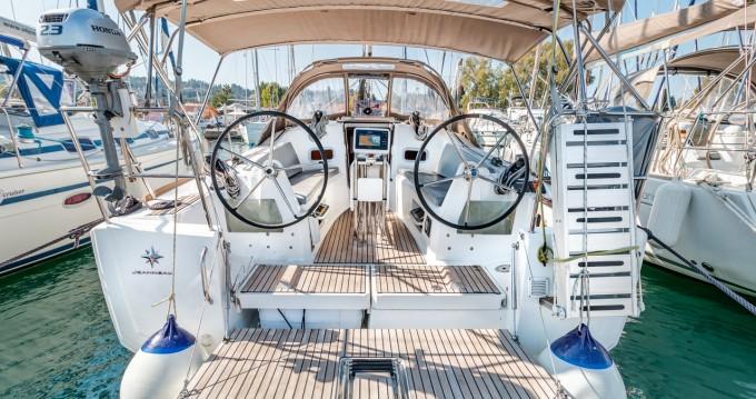 Rental Sailboat in Gouvia - Jeanneau Sun Odyssey 349
