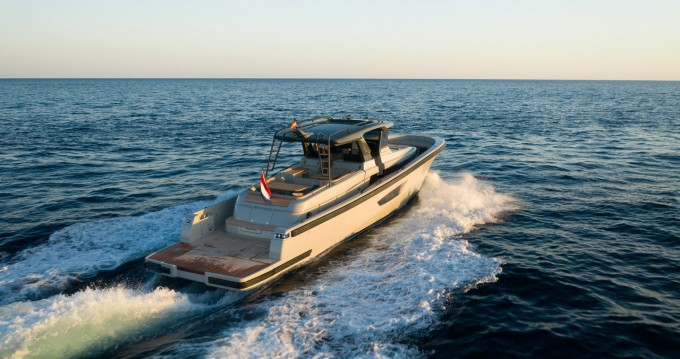 Hire Motorboat with or without skipper Bluegame Yachts Portals Nous