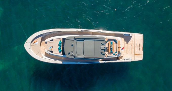 Boat rental Portals Nous cheap Bluegame 62