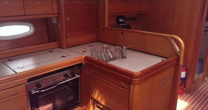 Bavaria Bavaria 50 Cruiser between personal and professional Deme of Volos