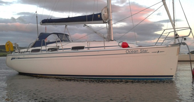 Hire Sailboat with or without skipper Bavaria North Ayrshire