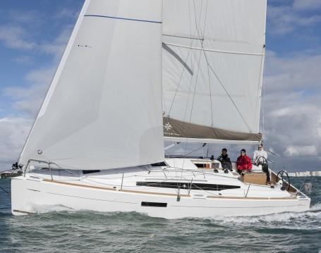 Boat rental North Ayrshire cheap Sun Odyssey 349