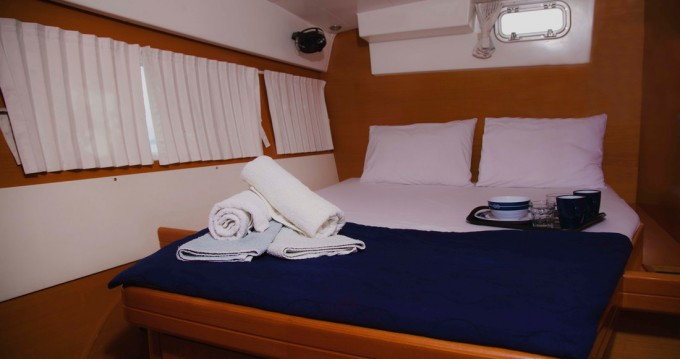 Catamaran for rent Níkiti at the best price