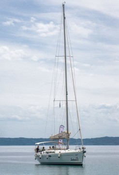 Jeanneau Sun Odyssey 45 between personal and professional Níkiti