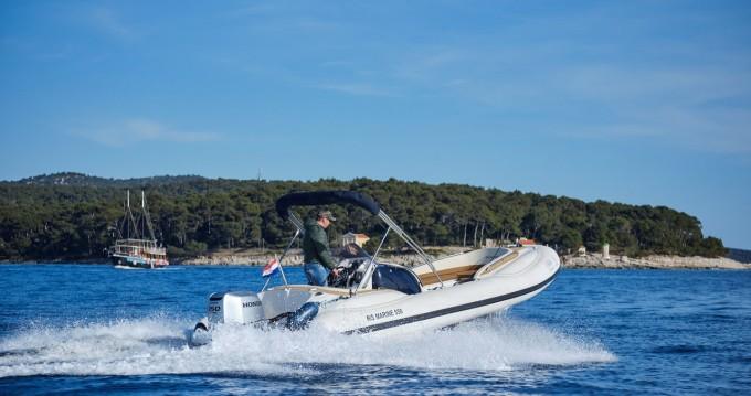 Rental RIB in Mali Lošinj - Ris Marine Ris Marine Exclusive 650