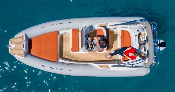 Hire RIB with or without skipper Ris Marine Mali Lošinj