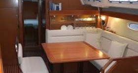 Boat rental Rhodes cheap Bavaria 47 Cruiser