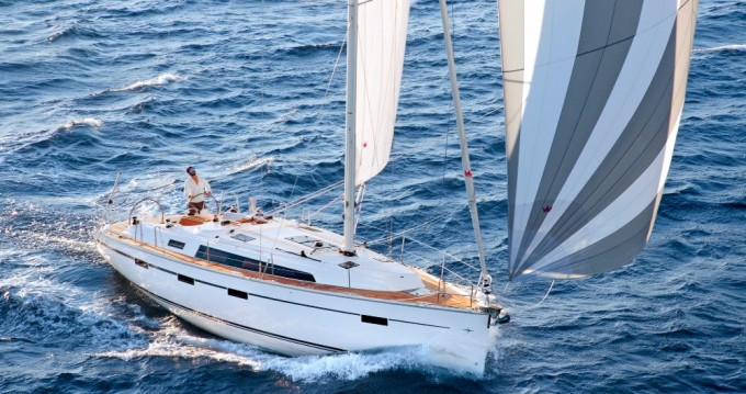 Rental Sailboat in Rhodes - Bavaria Cruiser 41