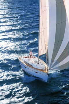 Bavaria Cruiser 41 between personal and professional Rhodes