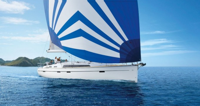 Bavaria Cruiser 51 between personal and professional Rhodes