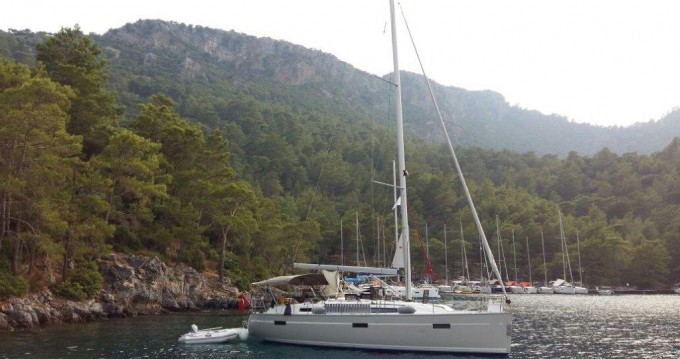 Boat rental Fethiye cheap Cruiser 37