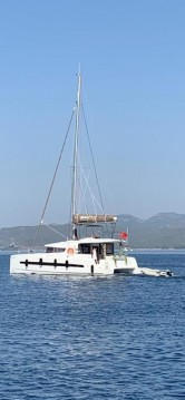 Hire Catamaran with or without skipper Catana Fethiye