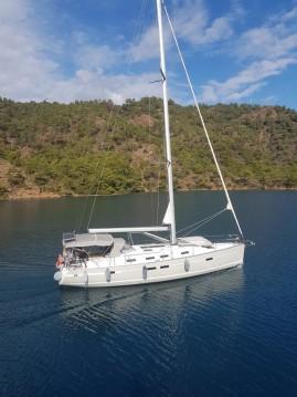 Rental yacht Fethiye - Bavaria Cruiser 45 on SamBoat
